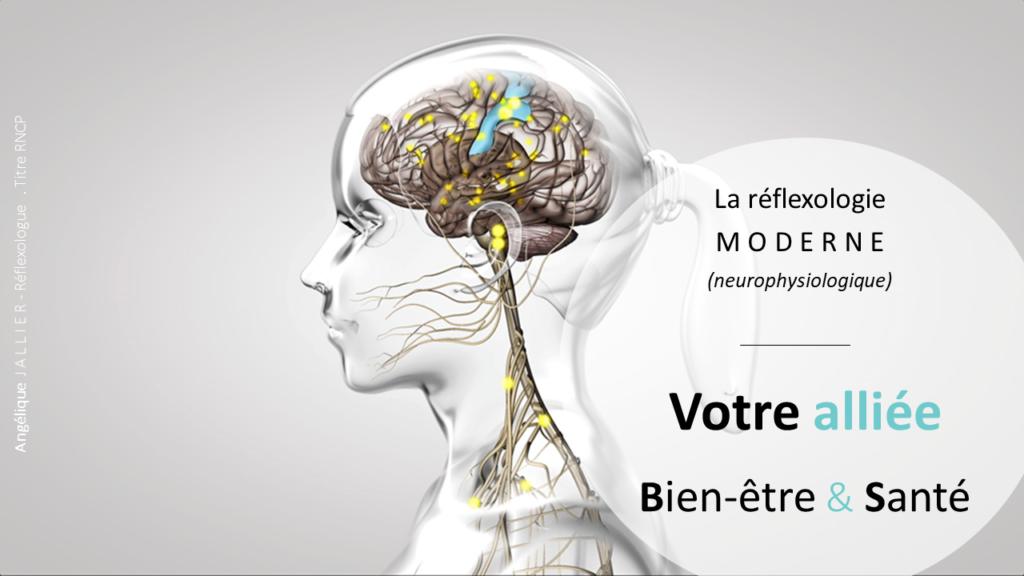 La réflexologie moderne (ou neurophysiologique), votre alliée bien-être et santé