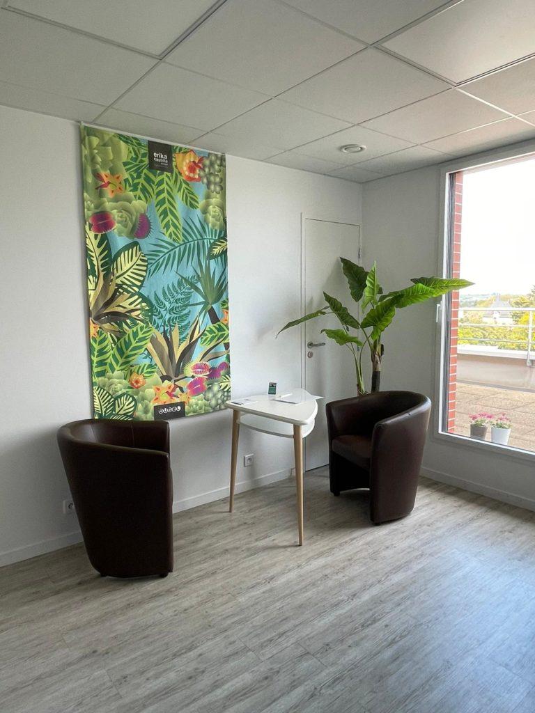 Le cabinet de réflexologie et de sophrologie d'Angélique Jallier à Carquefou près de Nantes est ouvert 6j/7. Vous avez une demande ? Prenez contact !